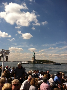 Lady Liberty from the Circle Line
